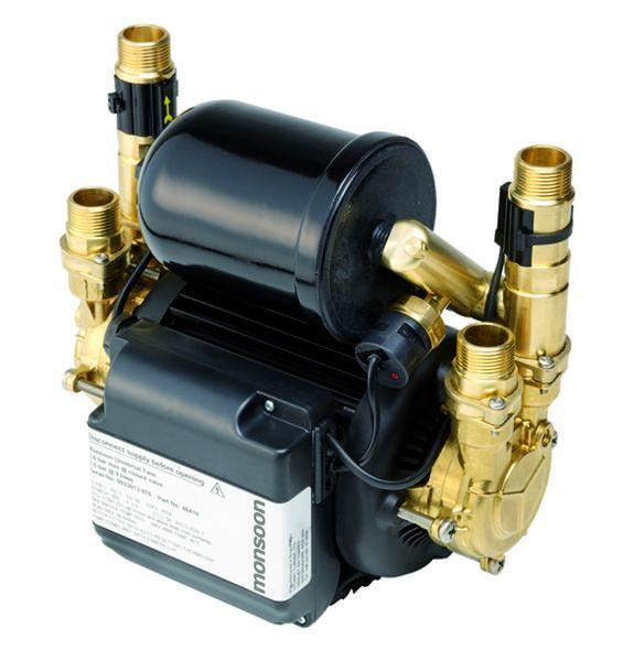 Stuart turner pump